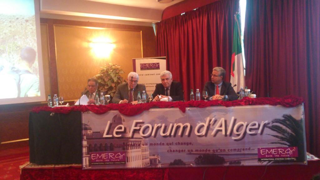 Le 12ème Forum d'Alger sera consacré à la Santé et se tiendra le 30 Novembre 2013 dans FORUM D'ALGER EMERGY dsc_08461